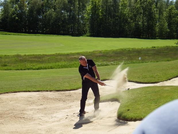 Golf-kursus