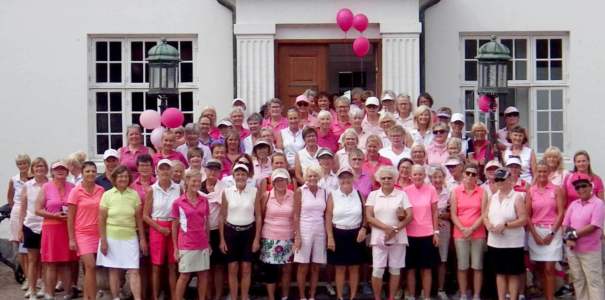 Pink Cup Open