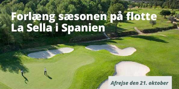 Træningstur til Spanien med Russell Taylor og Proteamet