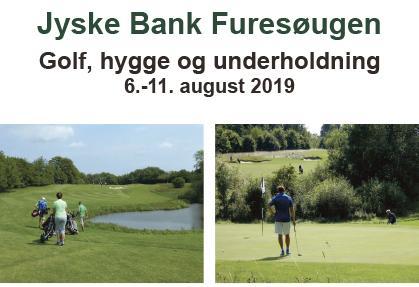 Jyske Bank Furesøugen - Golf, hygge og underholdning