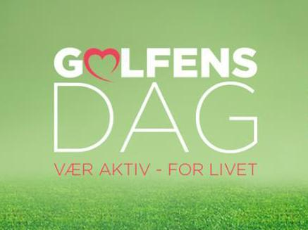 Golfens Dag søndag d. 4/8 - åbent hus i Furesø Golfklub