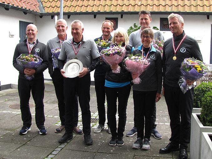 Furesø vinder DM for seniorhold