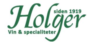 Holger Vin logo